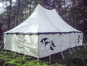 Canvas Marquee 20ft by 30ft