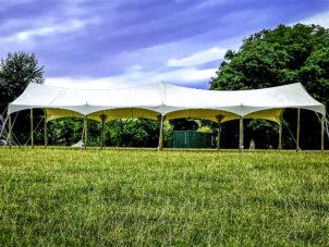 12m Canvas Festival Canopy Venue