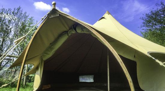 Beautiful Bespoke Bell Tents