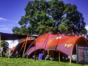 Dragon Tent Unique Event Space