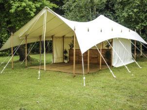 Pretty Festival Tent