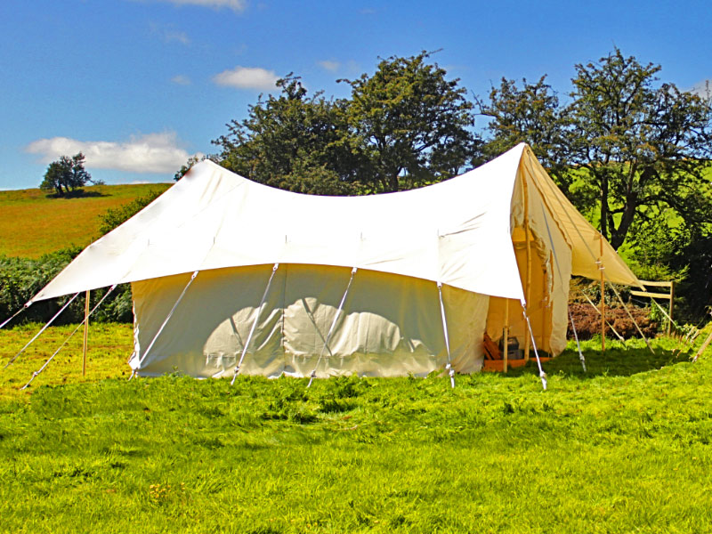 Reception Tent 20ft by 15ft