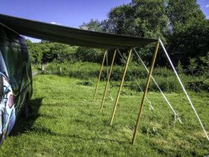 Simple Robust Van Canopy